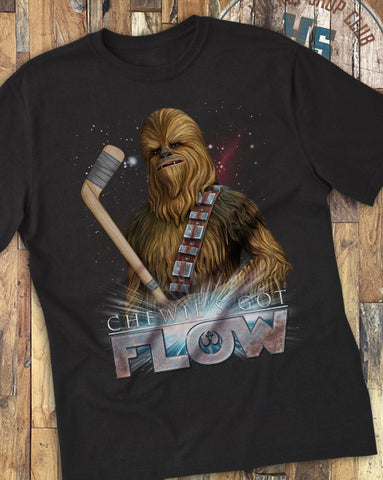 """Chewie's Got Flow"" T-Shirt"