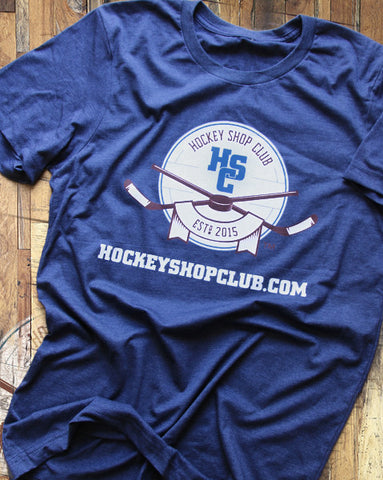 """Hockey Shop Club"" T-Shirt"