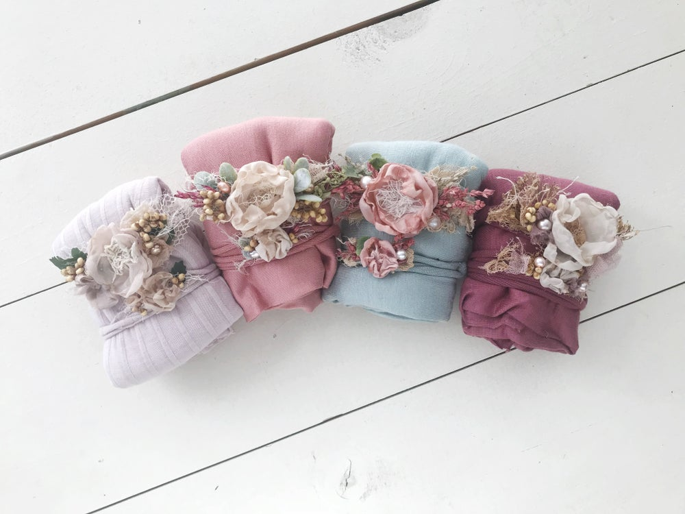 Mystery Dainty/Plush Wrap Sets