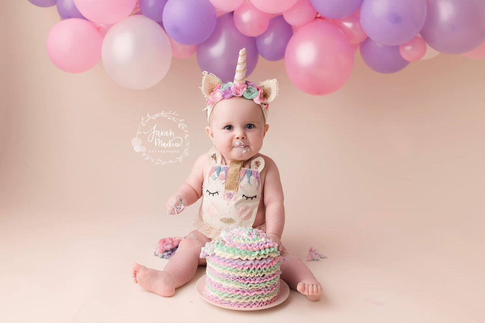 Traditional Unicorn Critter Headband | Preorder