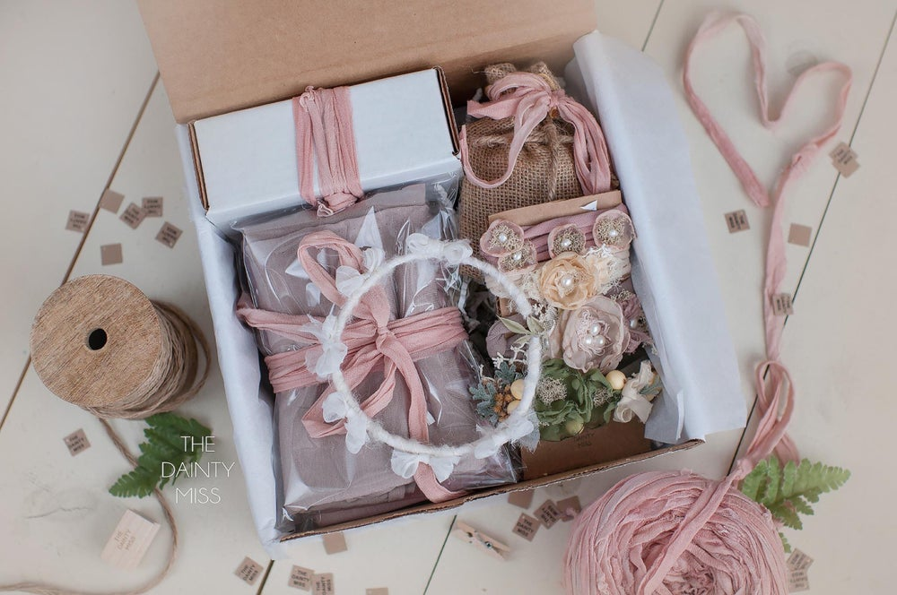 The Dainty Miss {mysterious} Box Sets