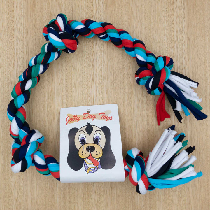 4 Knot Bungee Rope - Give Paws