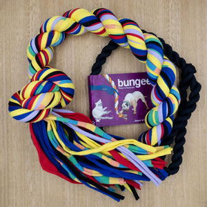 Bungee Rope - Large - Give Paws