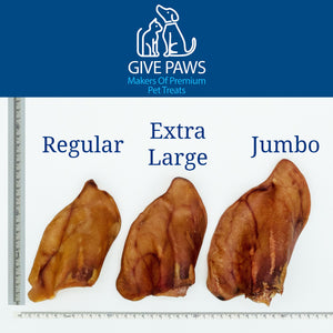 Pigs Ears - Give Paws