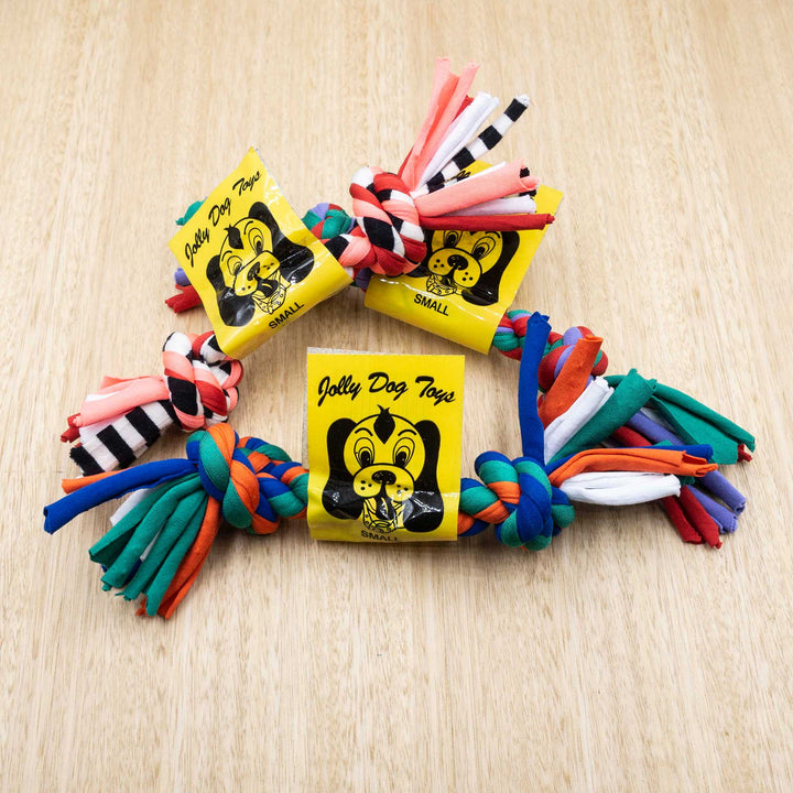 Jolly Ropes Rope Bone - Small - Give Paws
