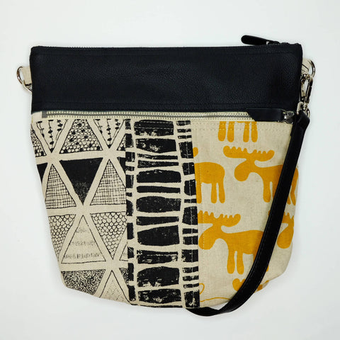 MUSTARD MOOSE HIP BAG