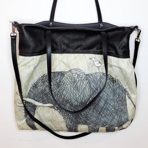 TUSKS BABY BAG/CARRY ALL