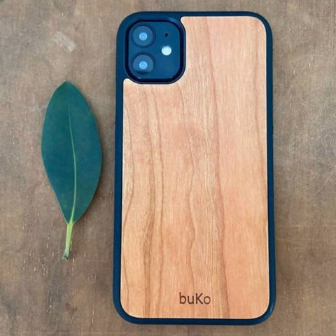Wooden Phone Case for iPhone, Samsung, Huawei & Pixel