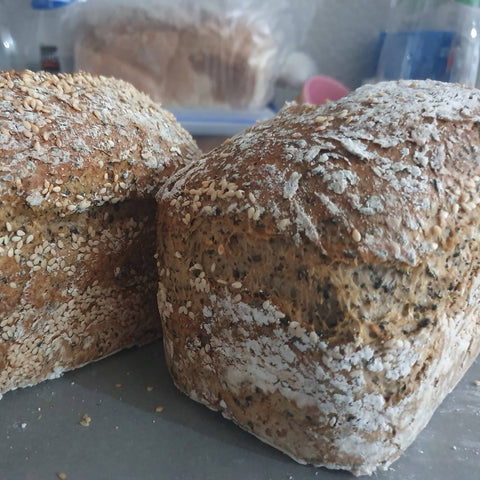 Seeded Loaf (Gluten Free)