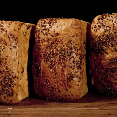 Soy & Linseed Loaf (Gluten Free) - 900g