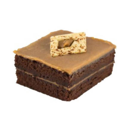Caramel Chocolate Slice - 6 pack