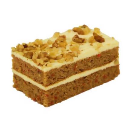 Carrot Cake Slice - 6 pack
