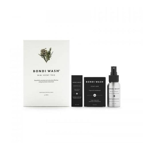Bondi Wash Mini Scent Trio