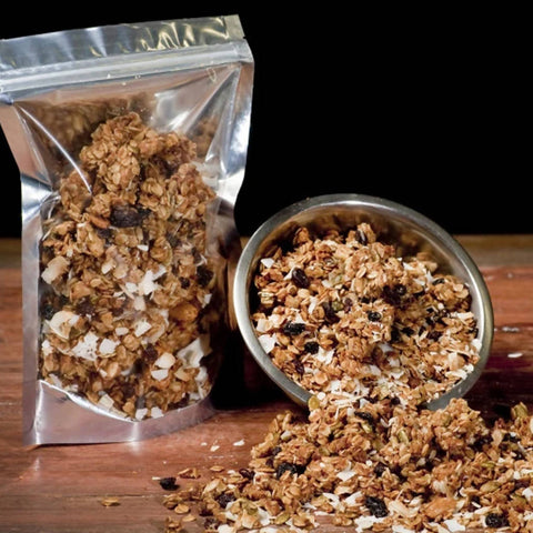 Double Toasted Muesli with Agave - 400g