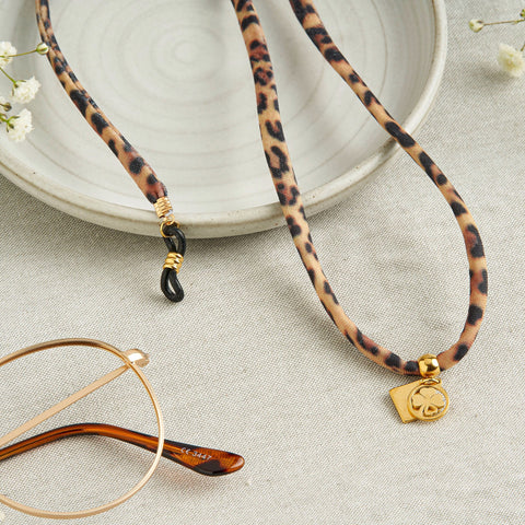 Lucky Tiger Sunglass Chains by SUNNY CORDS