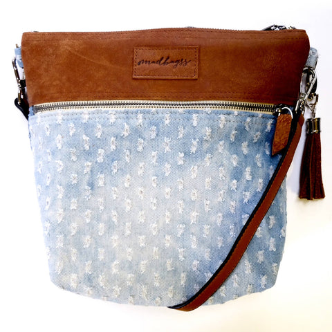 SPECKLES BUCKET BAG