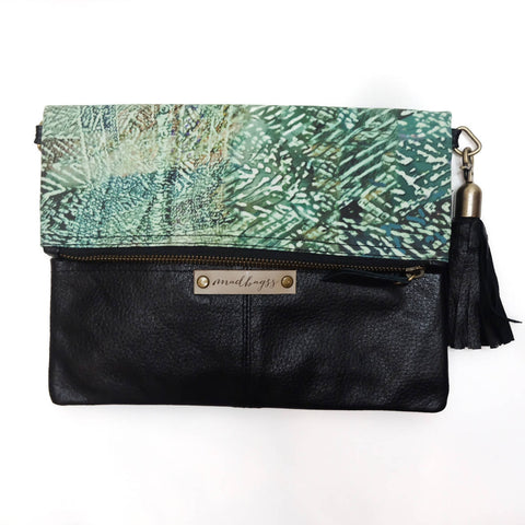 MIRAGE FOLD OVER HIP BAG
