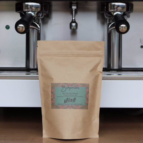 Six8 Coffee Beans (250g)