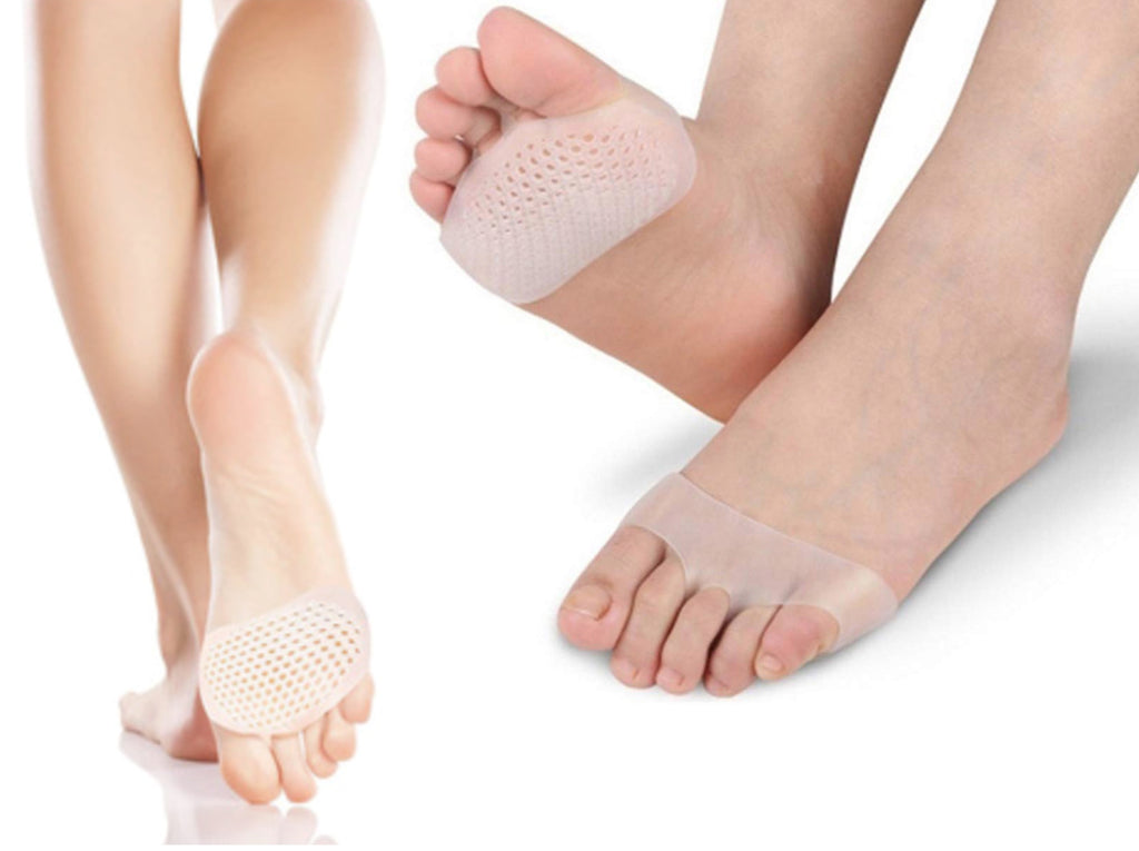 Metatarsal Foot Pads For Pain Relief, (2 pairs)