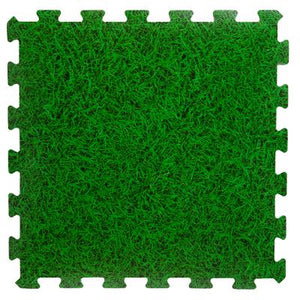1-TAPIS MOUSSE JARDIN LOT DE 8