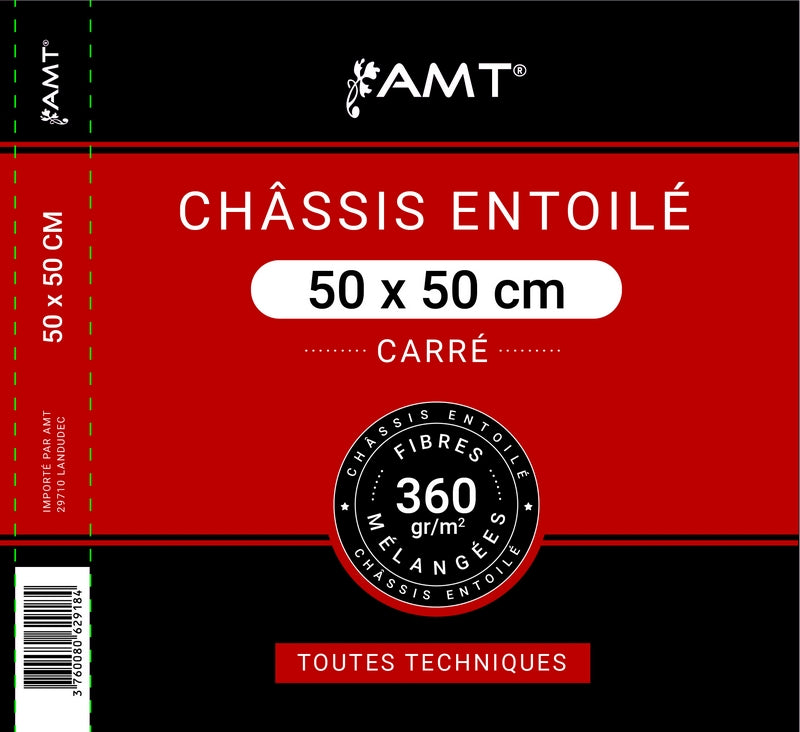 CHASSIS ENTOILES 50 X 50 AMT