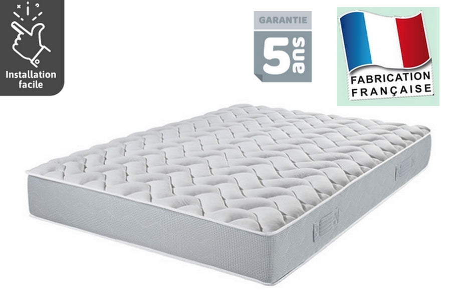 MATELAS MARYLAND 140 X 190 2 PERSONNES