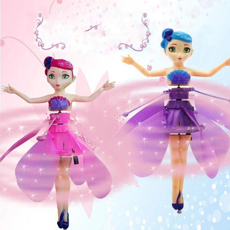 🔥50% OFF Flying little fairy flying doll toy
