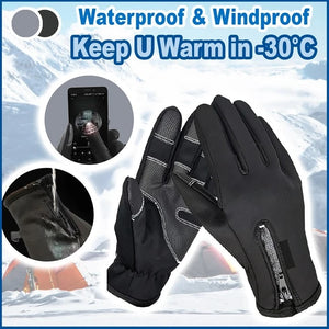 【Buy 2 FREE SHIPPING】Ultimate Waterproof & Windproof Thermal Gloves