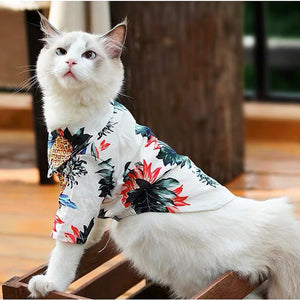 Fashion Pet Cat Clothes for Cats