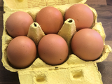 Extra Large Barn Eggs - pack of 6