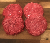 Home Made Beef Bugers (114g / 4oz)