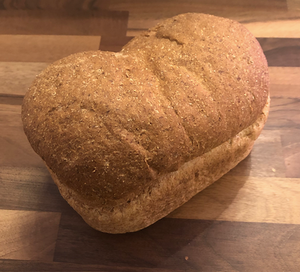 Small Unsliced Wholemeal Farmhouse 400g