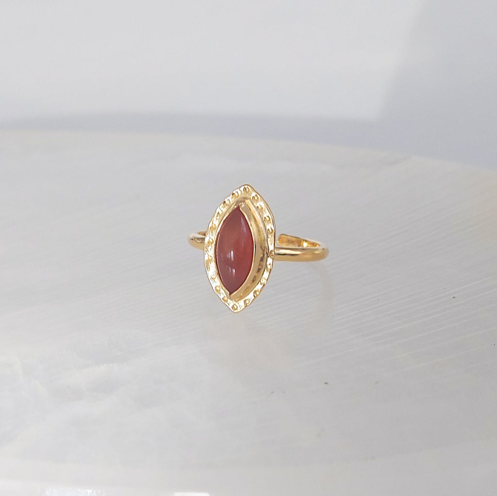 Anillo Marquise