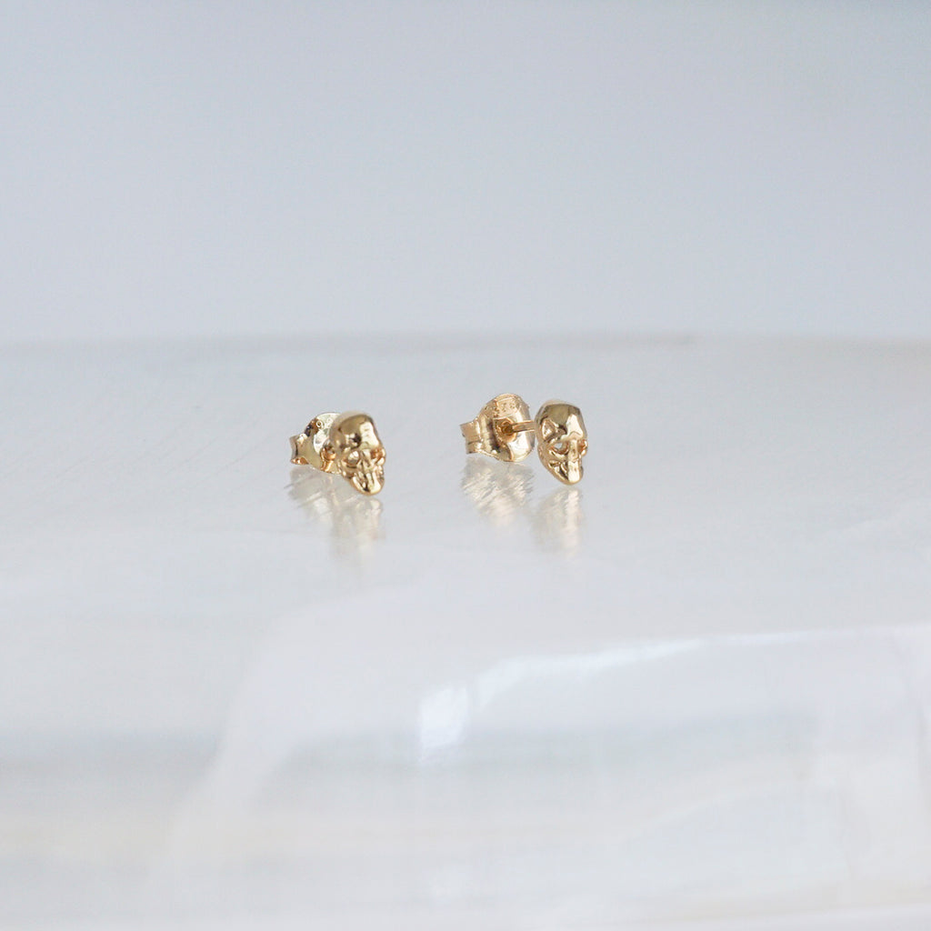 Calaca Mini Earrings