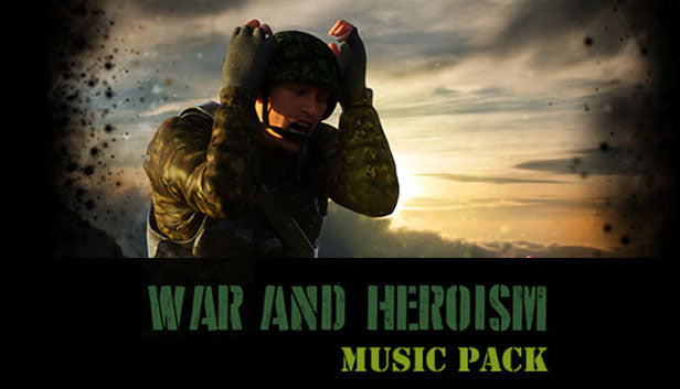 WAR AND HEROISM MUSIC PACK