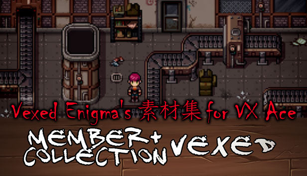 Vexed Enigma's 素材集 for VX Ace