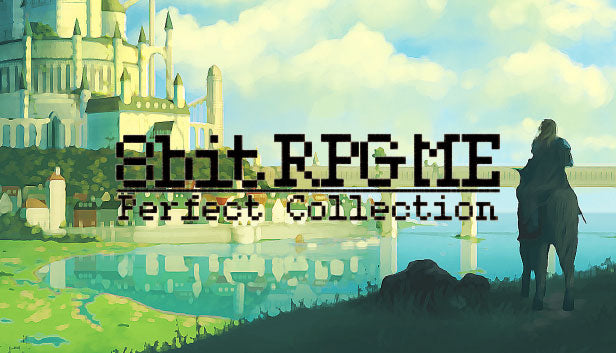 8bit RPG ME Perfect Collection