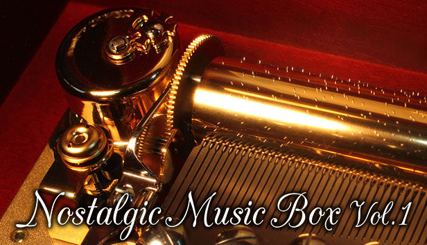Nostalgic Music Box Vol.1