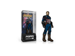 FiGPiN - Captain America (Avengers: Infinity War)