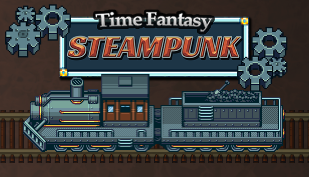 Time Fantasy: Steampunk