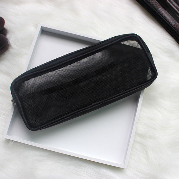 Transparent Cosmetic Bag Pouch Toiletry Beauty Wash Bag