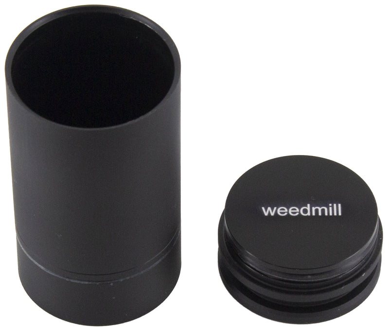 Weedmill Matt Black