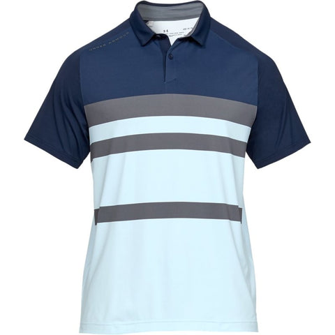 Tour Cool Block Polo - Academy