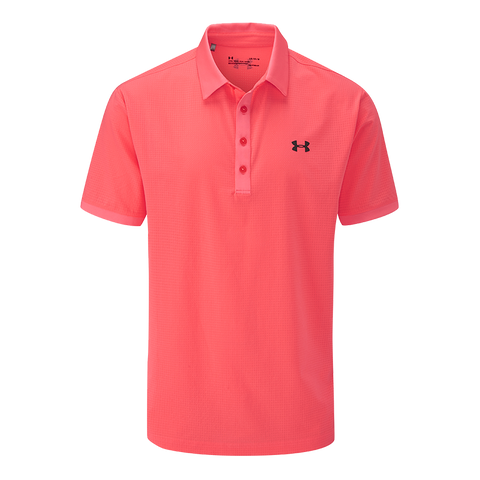 Playoff Vented Polo - Blitz Red