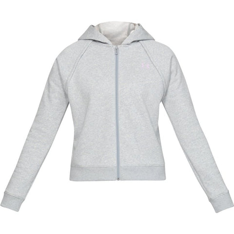 Rival Fleece FZ Mod Gray Light Heather
