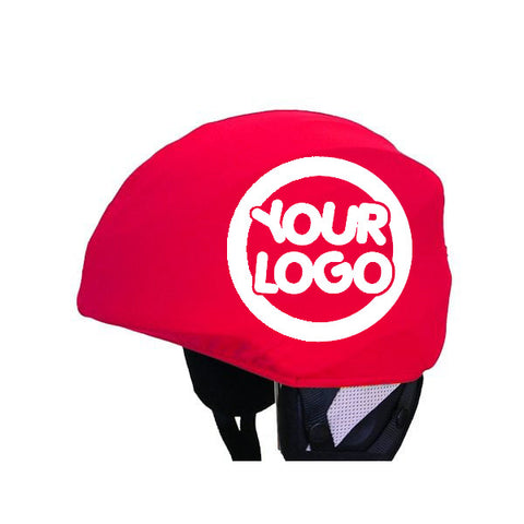 Own design Helmet cover with logo or crest (Universal size)