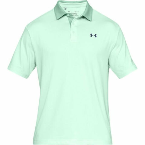 Performance Polo 2.0 Aqua Foam Green