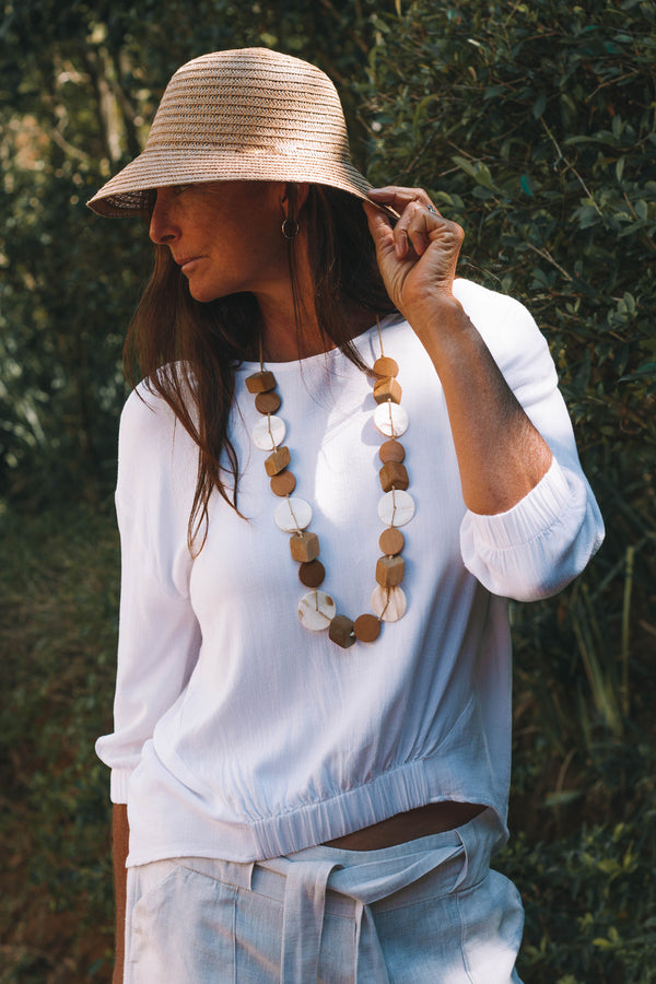 Easy Shell Top