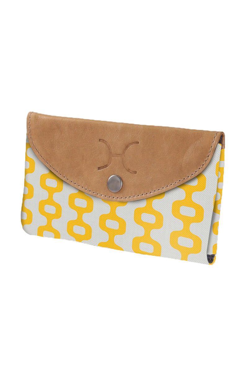 Ladies Wallet Laminated Fabric