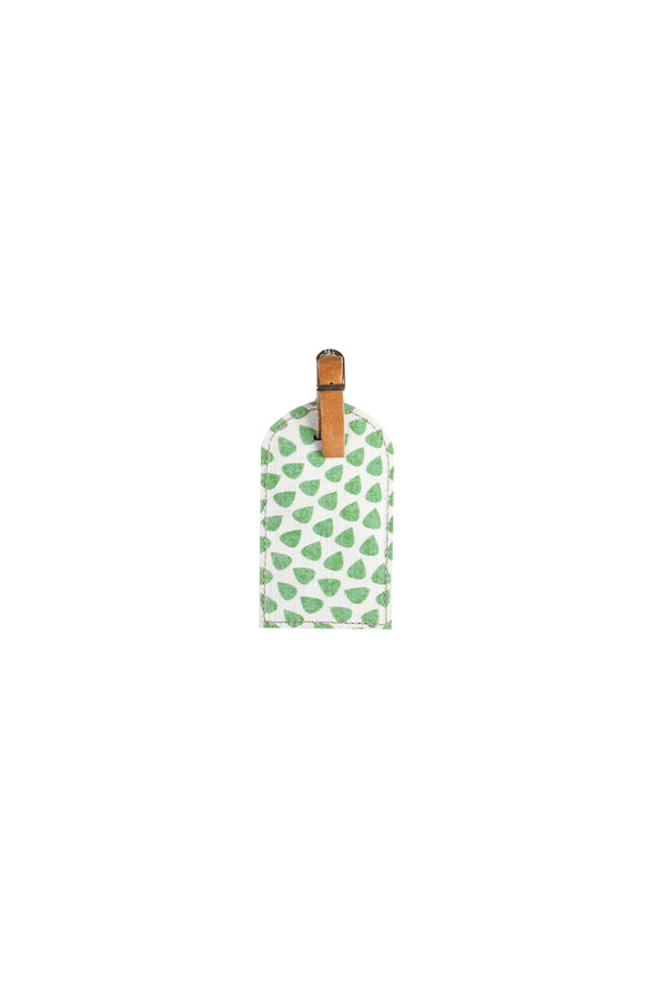 Luggage Tag Laminated Fabric